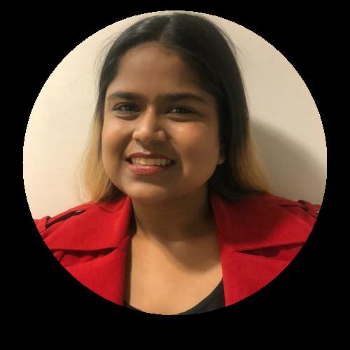 Dipra Jain - Social media manager simplypayme